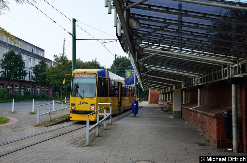 1164 als Linie 108 in der Endstelle Altessen Bf.