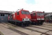 MEG 802 und BR 250