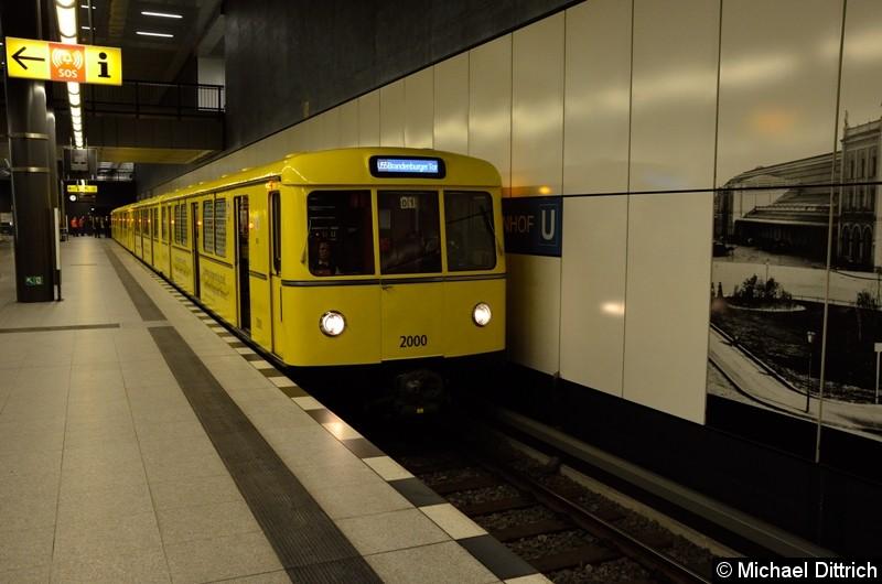 Bild: Der zweite Zug des Typs Dora wird auch noch beklebt, einen Termin dafür konnte nicht genannt werden.