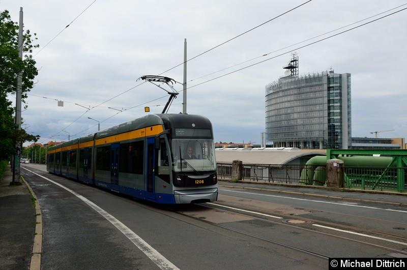 1206 als Linie 31 in der Richard-Lehmann-Str.